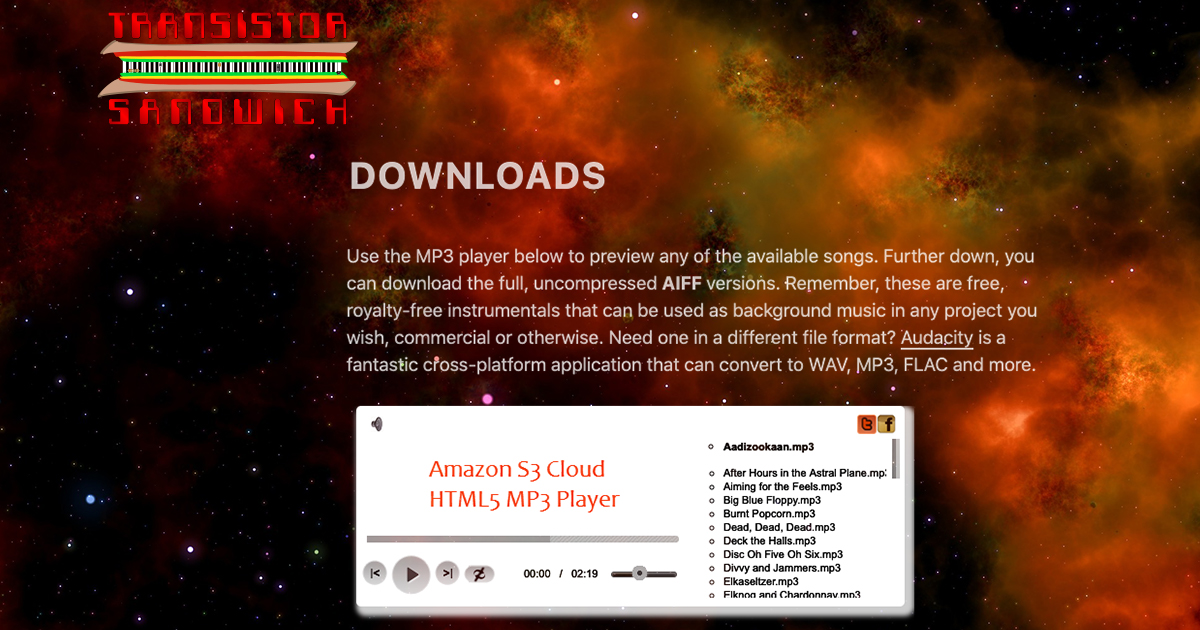Background Music Download
